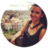 Marta Rubio van HolaBarcelona.nl