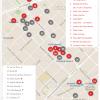 Barcelona Gids – Voorbeeld plattegrond