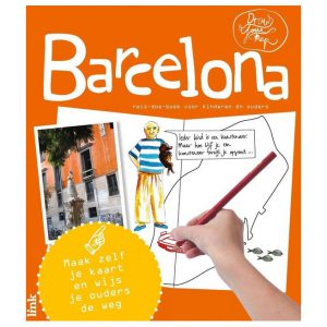 Draw Your Map Barcelona