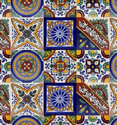 Spaanse tegels uit Talavera