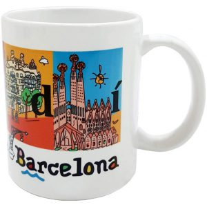 Barcelona mok