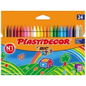 Plastidecor kleurkrijt