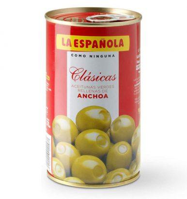 Spaanse gevulde olijven