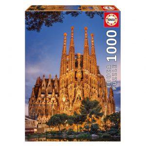 Barcelona puzzel